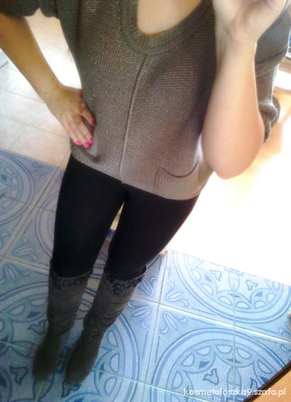 Mój styl GREY BLACK