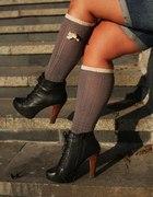 botki stylowe buty