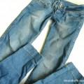 Bershka Rurki Jeansowe 36 spodnie