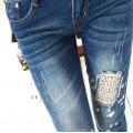 jeansy panterka