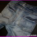 Tregginsy kolor jasny jeans