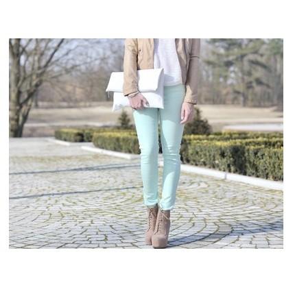 Spodnie tregginsy vero moda S