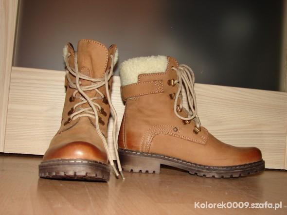 Półbuty buty bardzo wygodne