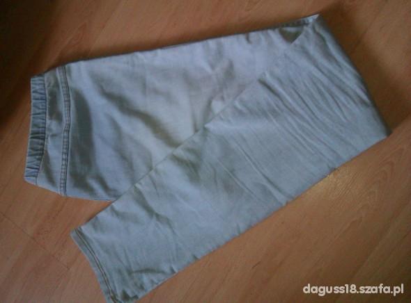 Spodnie Tregginsy jasne h&m