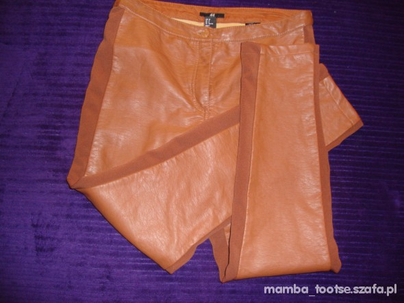 Spodnie spodnie H&M