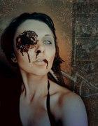 Make Up Zombie Halloween...