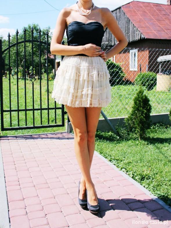 Mój styl spódniiczka