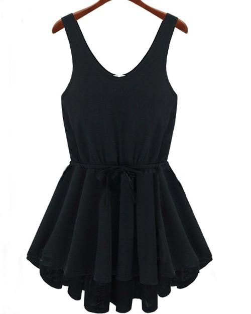 Suknie i sukienki Sukienka mała czarna 34