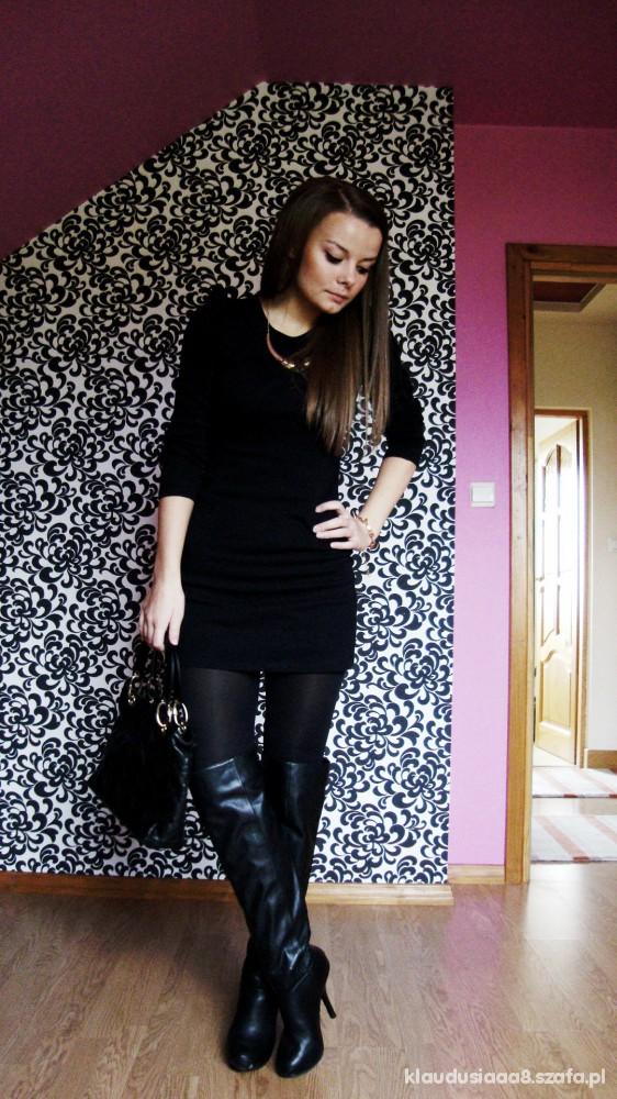 Mój styl mała czarna asos