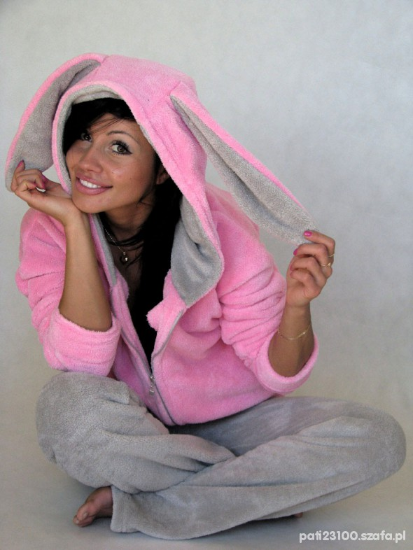 piżamka króliczek