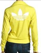 żółta bluza rozpinana