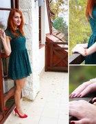 Drugie oblicze zielonej sukienki