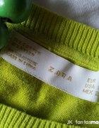 Neonowy sweterek ZARA