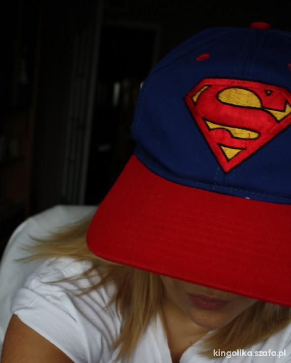 Pozostałe czapka supermen