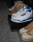 Jordan i inne butki w tle...