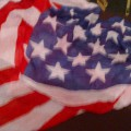 flaga USA mega apaszka chusta ameryka