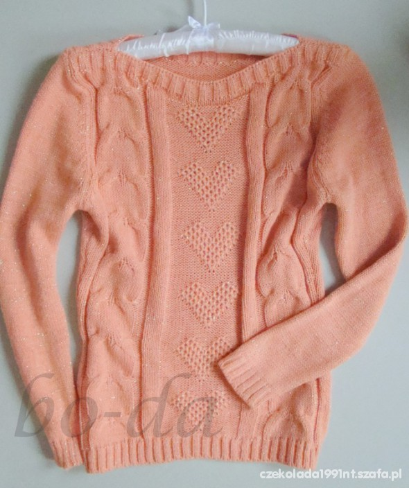 Mój cieplutki sweterek