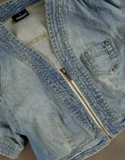 colours of the world kurteczka jeans zip S...