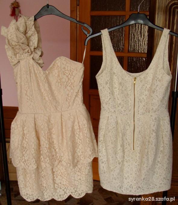 sukienka zip HiM