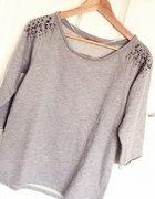 sweter oversize wymiana