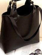 shopper bag czarna