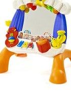 Muzyczne lusterko z Fisher Price...