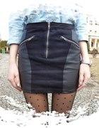moja debeściarska spódniczka HM...