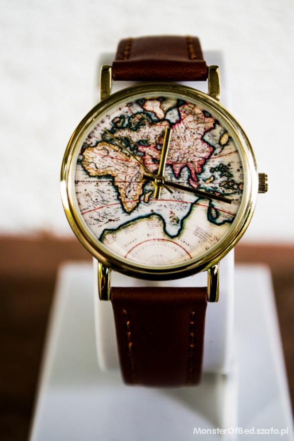 Biżuteria zegarek