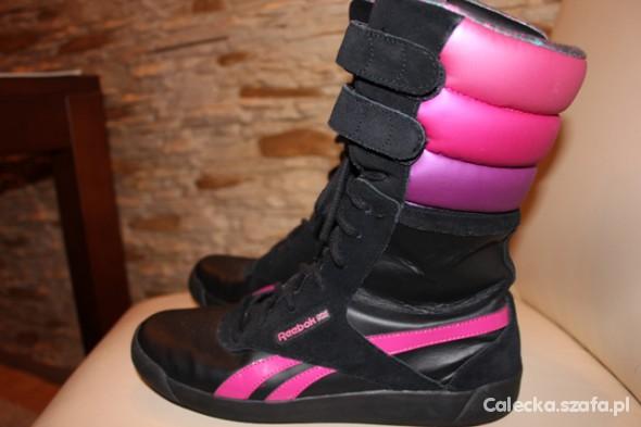 buty reebok śniegowce