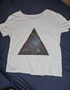 Koszulka DIY GALAXY TRÓJKĄT