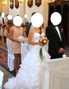 Biała suknia od Papa Michele