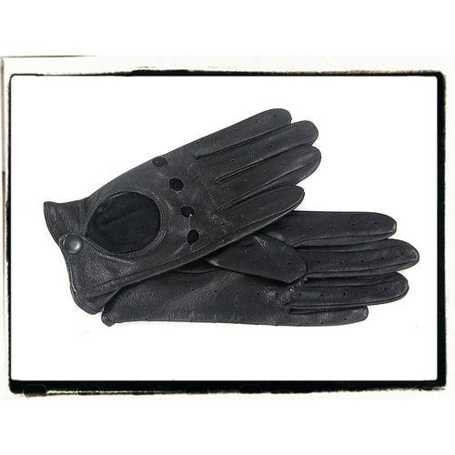 Rękawiczki rękawiczki skórzane