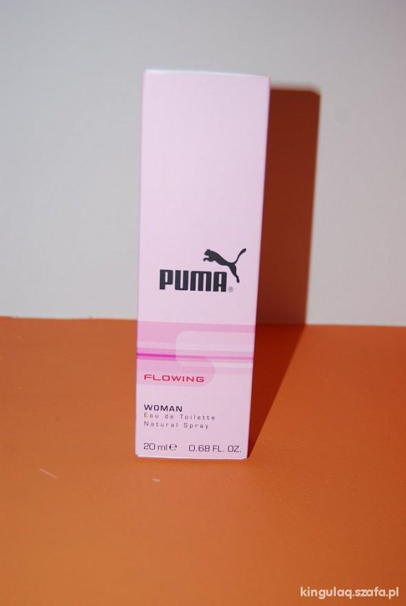 perfumy damskie puma różowa