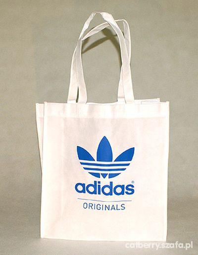 0bff59a79b0ad torba eko adidas biała na wymianę w Poszukiwane - Szafa.pl