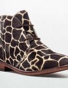 hunted giraffe...