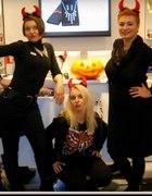 Halloween w pracy...