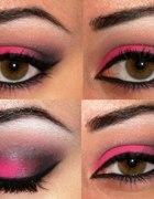 rozowe oko