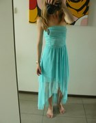 sukienka bershka...