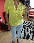 Neonowa bluzka S M