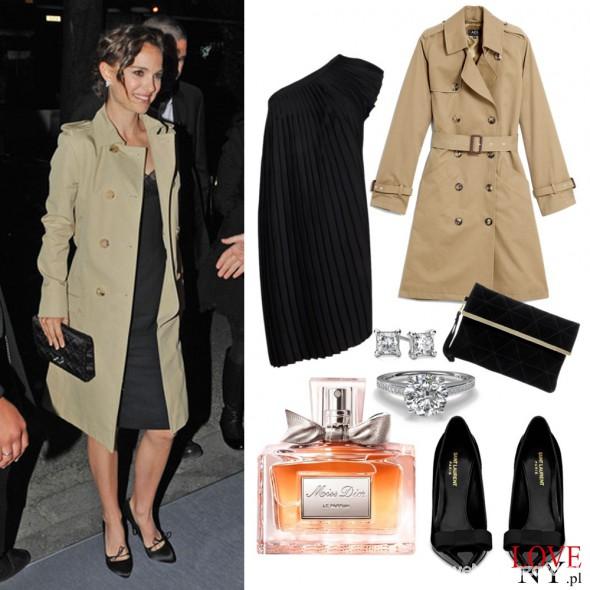 Imprezowe Prywatny styl Natalie Portman