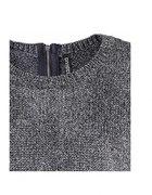 Sweter H&M divided z krótkim zamkiem z tyłu