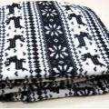 nowe legginsy norweskie wzory biało czarne 15 zł
