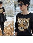 black tiger inspir...