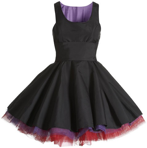 sukienka sylwestrowa h&m