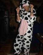 Krowa...