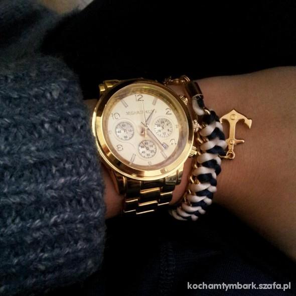 Zegarek i bransoletka
