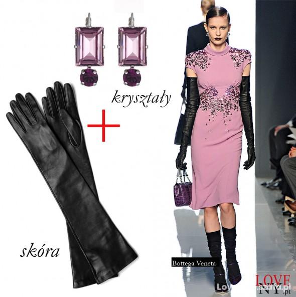 Eleganckie Doskonała Para rękawiczki dzisiaj na LoveNY