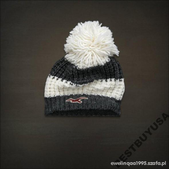 Poszukuję czapki zimowej hollister lub abercrombie...