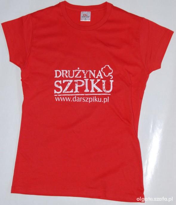 Koszulka Drużyna Szpiku