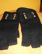 rękawiczki bez palców firmy Cropp Town...